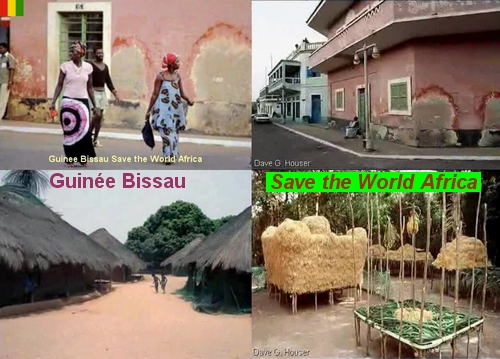 Guinee Bissau, Save-the-World-Africa