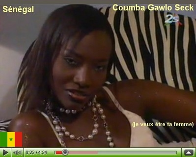 Coumba Gawlo Seck -Je veux êre ta femme